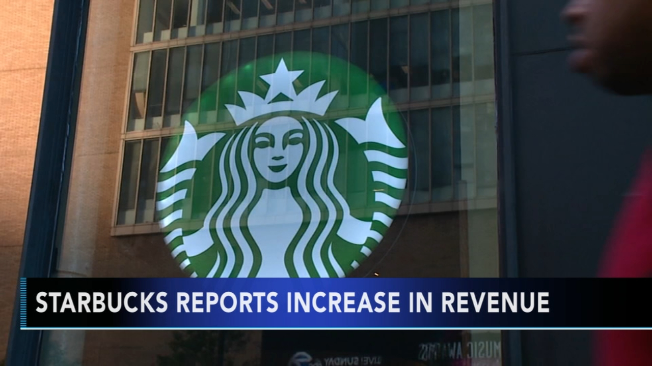 Starbucks sees four-percent sale increase in 2018. Gray Hall reports during Action News at 9 a.m. on January 27, 2019.