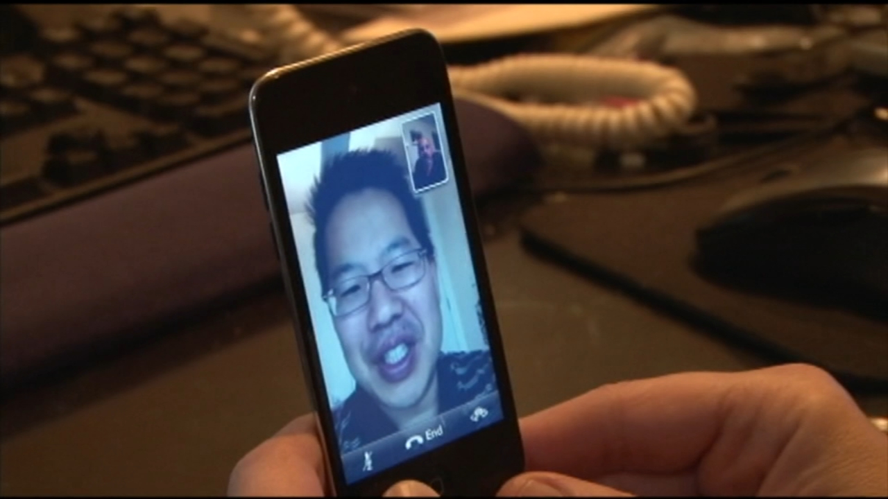 Apple FaceTime glitch lets callers listen through unanswered phones: ABCs Maggie Rulli reports during Action News at 5pm on January 29, 2019.