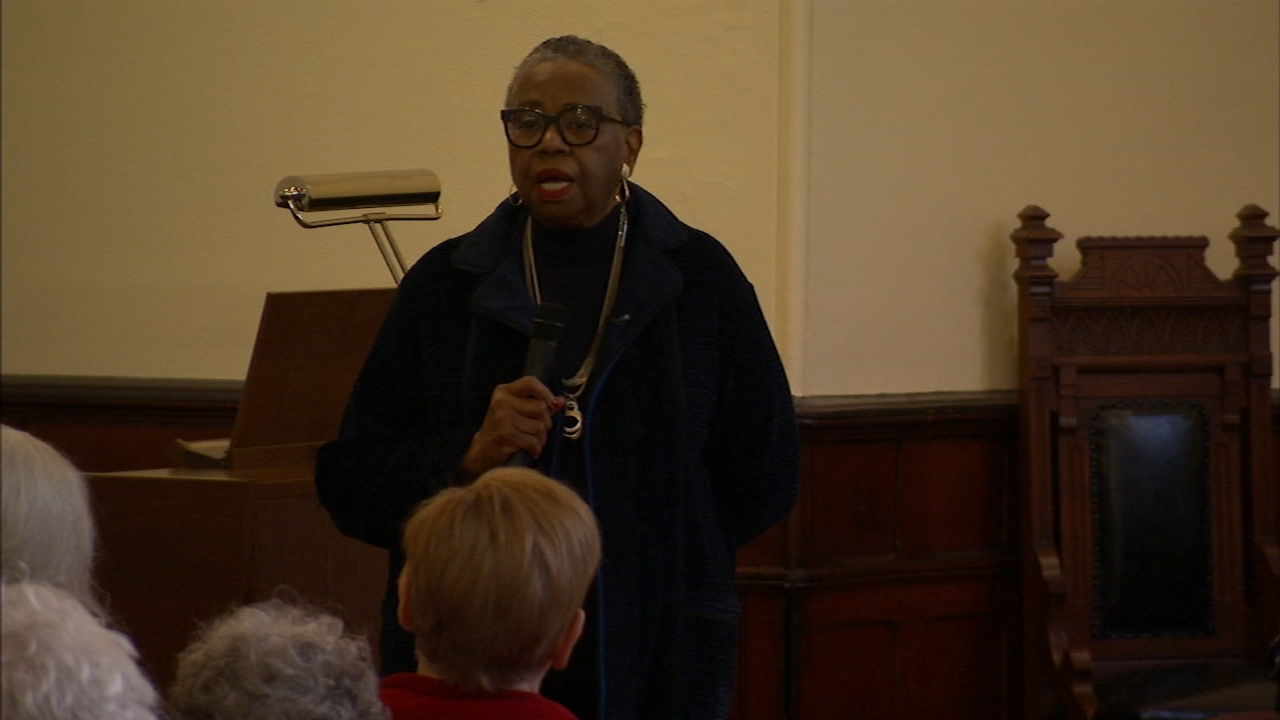 Art of Aging: Teaching others to rise above racism - Tamala Edwards reports during Action News at noon on January 31, 2019.