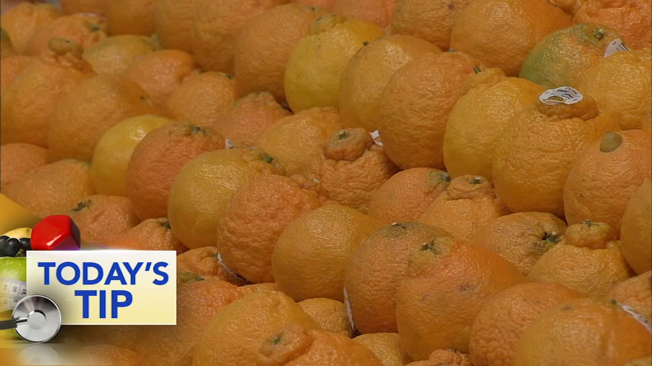 Kathleen from Whole Foods says, despite appearances, Sumo Oranges are a crowd favorite.