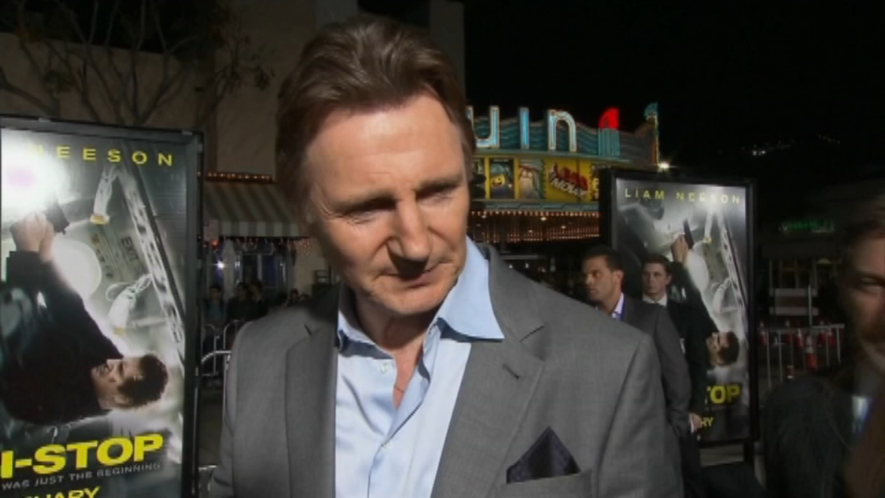Liam Neeson admits he wanted to kill black person after friend was raped. Matt ODonnell reports during Action News Mornings on February 5, 2019.