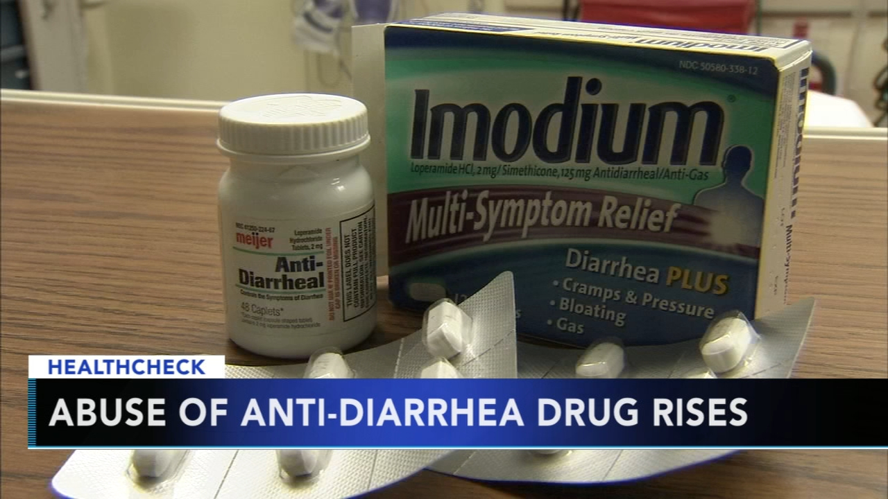 Abuse of anti-diarrhea drug on the rise - Brian Taff reports during Action News at 4:30pm on February 5, 2019.