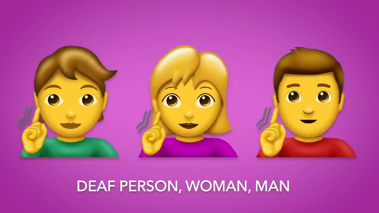 2019 final emoji list approved, consists of 230 new emojis. Alicia Vitarelli reports during Action News at 4 p.m. on February 6, 2019.