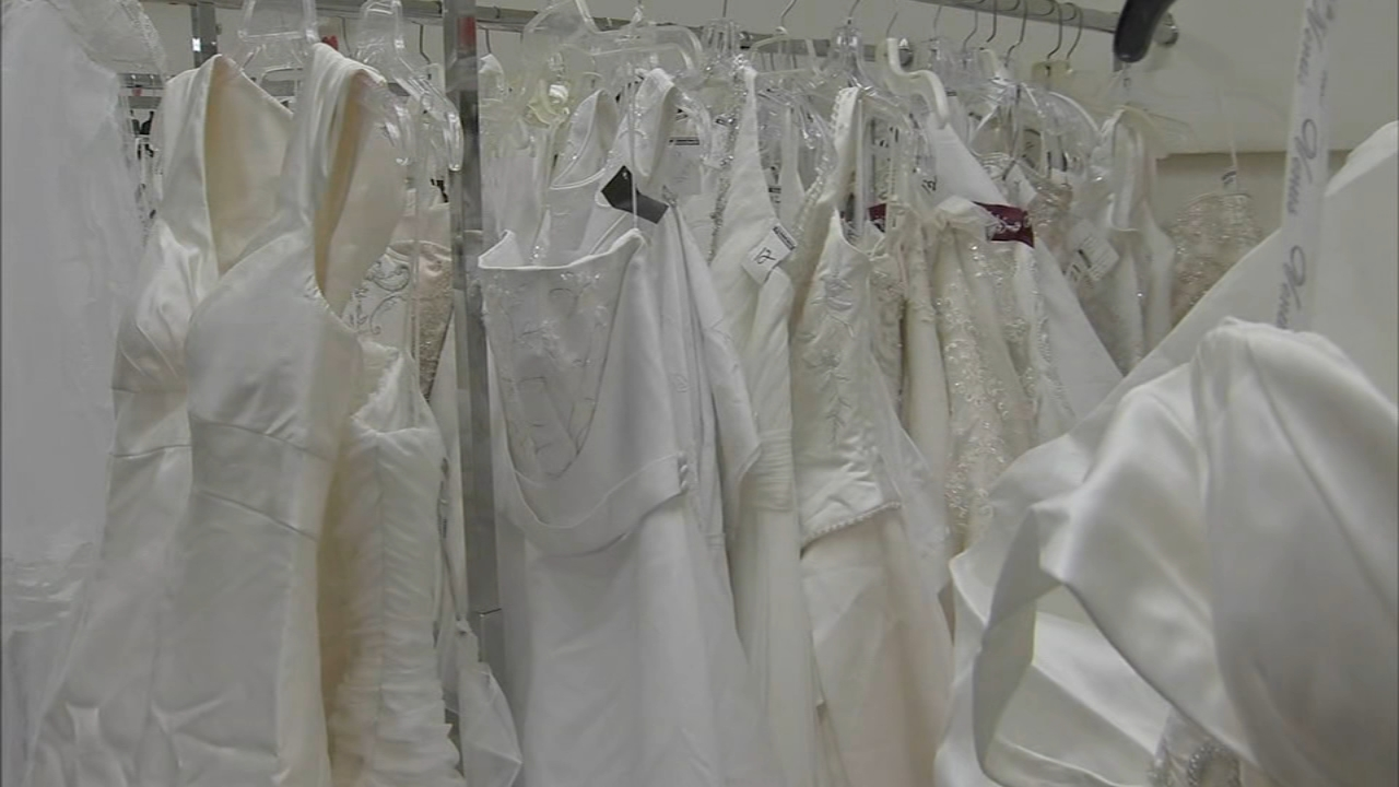 Whats the Deal: Deep discounts at the Goodwill bridal sale - Alicia Vitarelli reports during Action News at 4:30pm on February 6, 2019.
