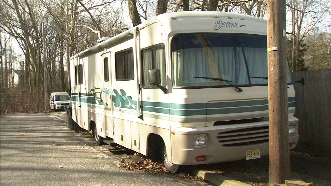 Despite complaints, N.J. mayor refuses to move illegally parked RV. Watch the report from Chad Pradelli on Action News at 11 p.m. on February 7, 2019.