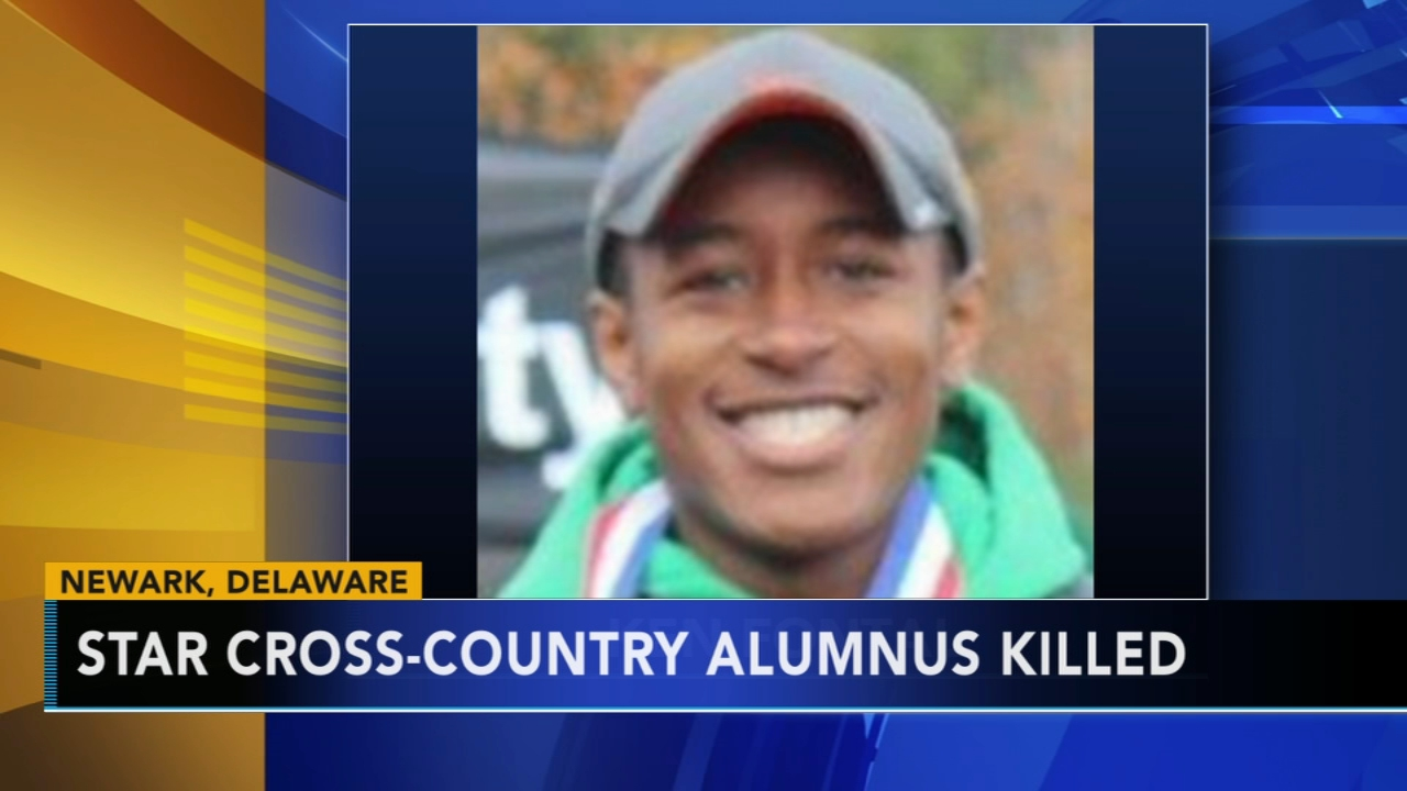 A pedestrian that was killed after being struck by two cars in Newark, Delaware has been identified. Sharrie Williams reports during Action News at 4 p.m. on February 8, 2019.