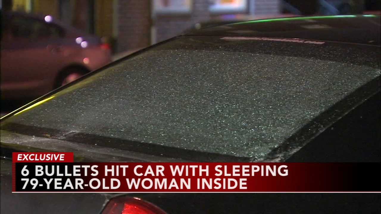 Woman sleeping in car nearly hit by bullets. Jeannette Reyes reports during Action News Mornings on February 8, 2019.