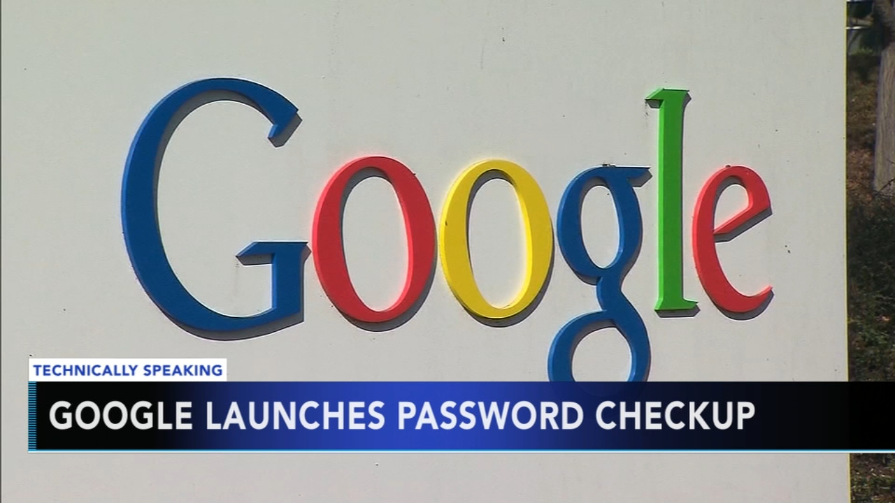Google releases new Password Checkup extension. Gray Hall reports during Action News at 9 a.m. on February 9, 2019.