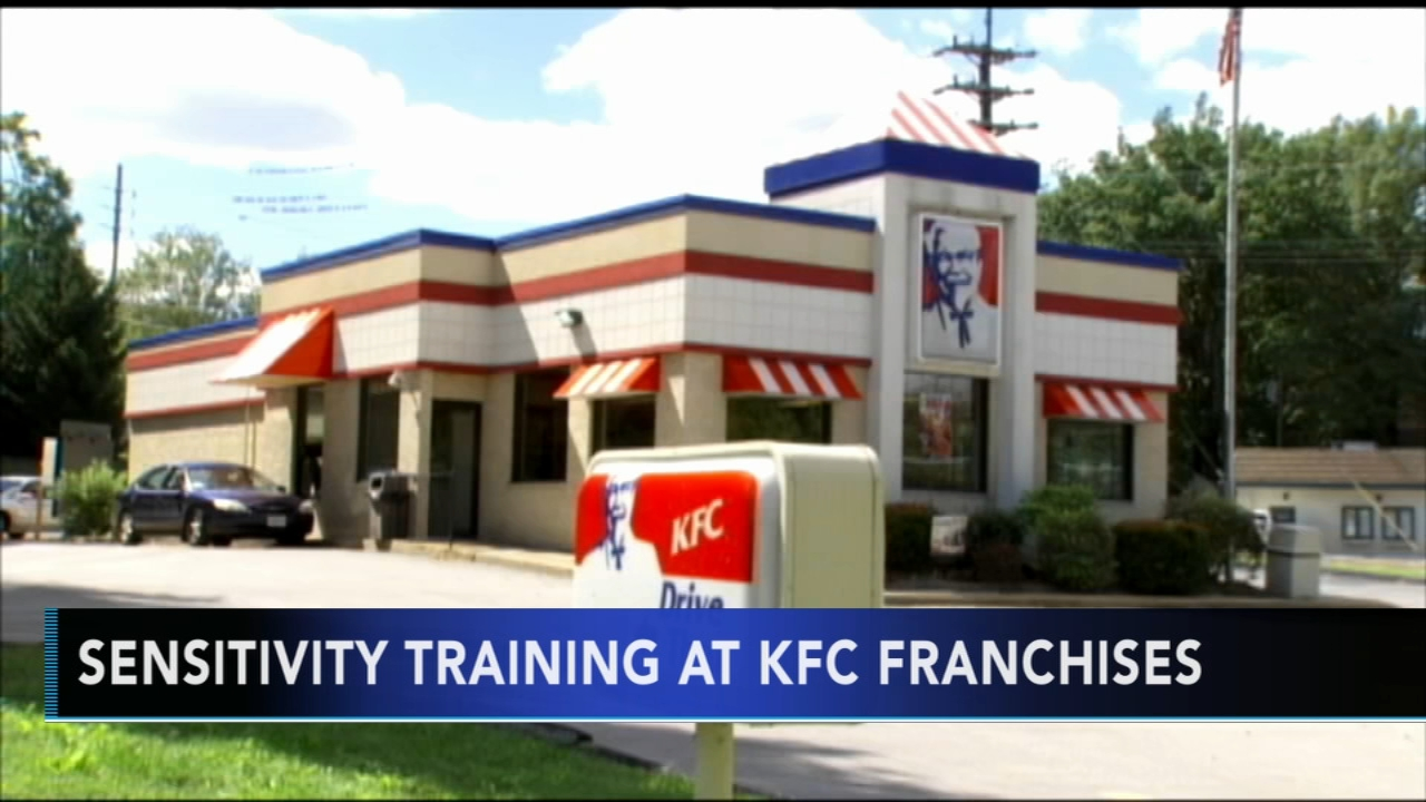 Employees at KFC, Pizza Hut, Taco Bell to undergo sensitivity training. Alicia Vitarelli reports during Action News at 4:30 a.m. on August 10, 2018.