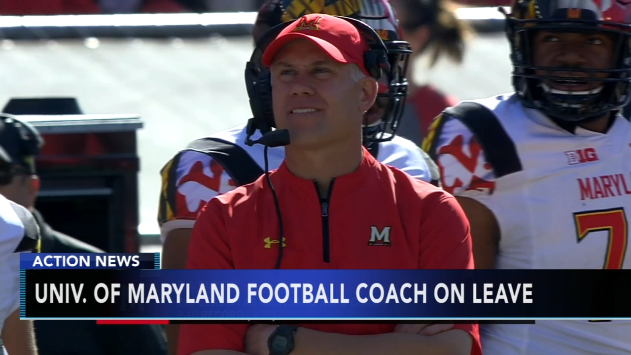 University of Maryland football coach being investigated for verbally abusing, humiliating players. Gray Hall reports during Action News at 7 a.m. on August 12, 2018.