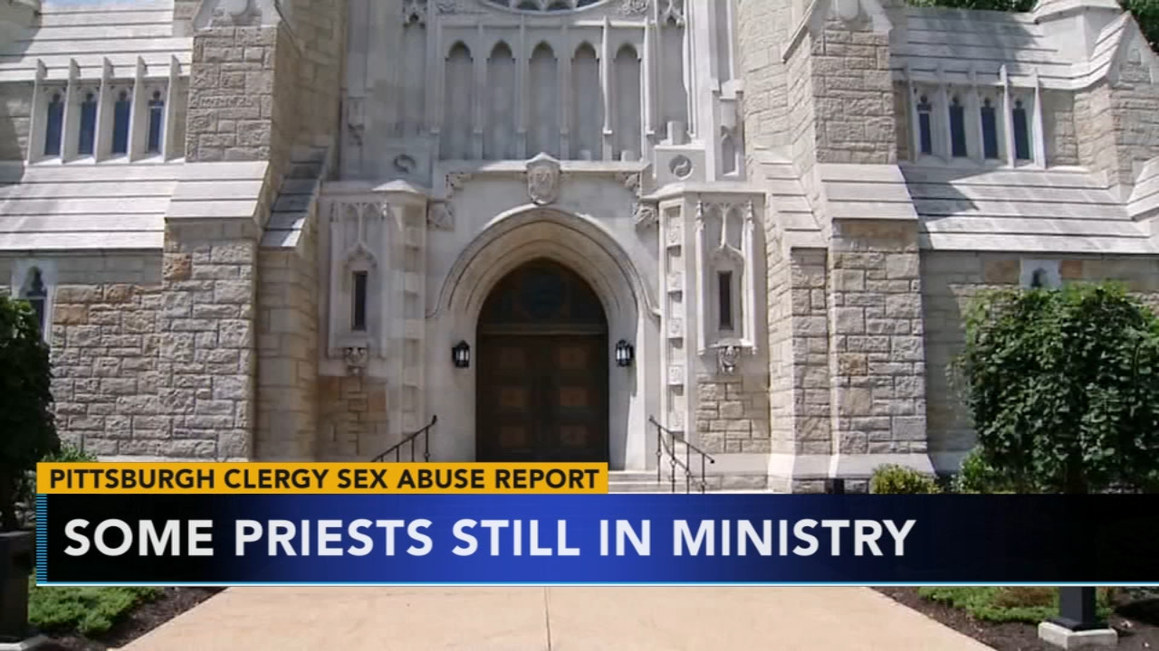 Several priests from soon-to-be-released report on sexual abuse still in the ministry. Gray Hall reports during Action News at 9 a.m. on August 12, 2018.