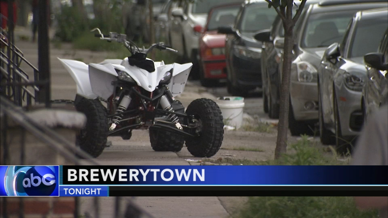 Driver of 4-wheeler arrested after striking child: As seen on Action News at 11 p.m., August 12, 2018