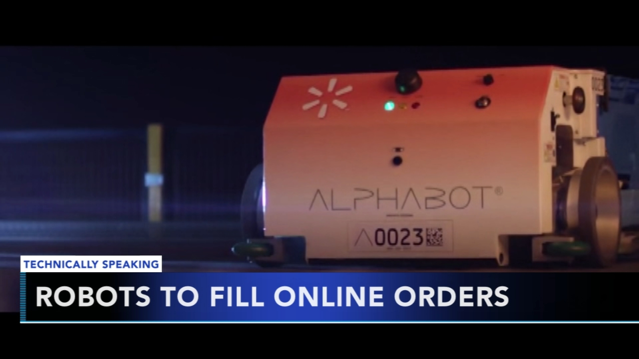 WalMart to test out automated system to fill online orders. Gray Hall reports during Action News at 9 a.m. on August 12, 2018.