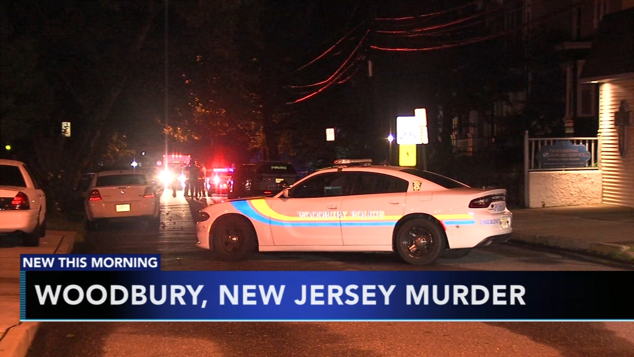 Man shot and killed on front lawn in Woodbury. Gray Hall reports during Action News at 6 a.m. on August 12, 2018.