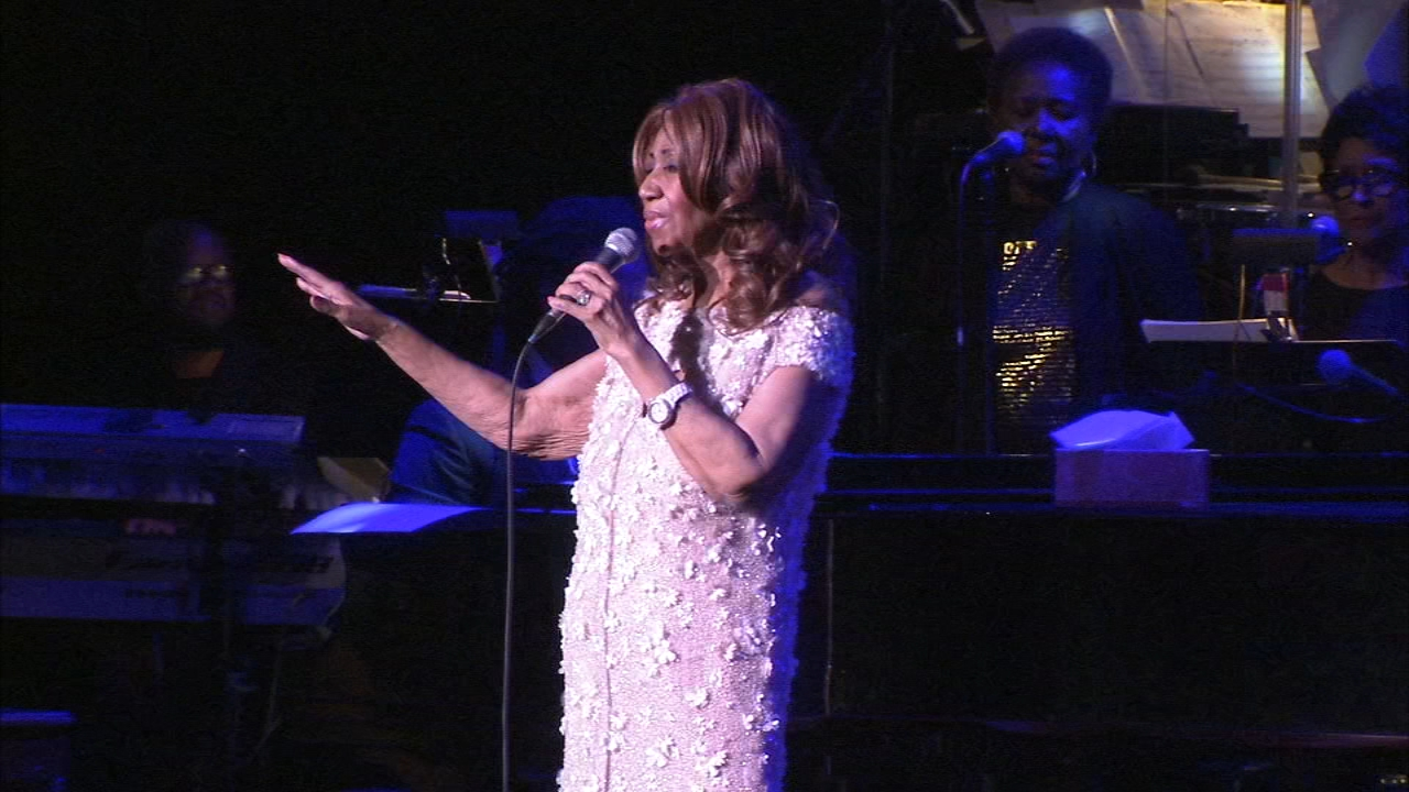 After Aretha Franklins performance at the Mann Music Center on August 26, 2017, she would only appear in one more concert before a series of cancelations.