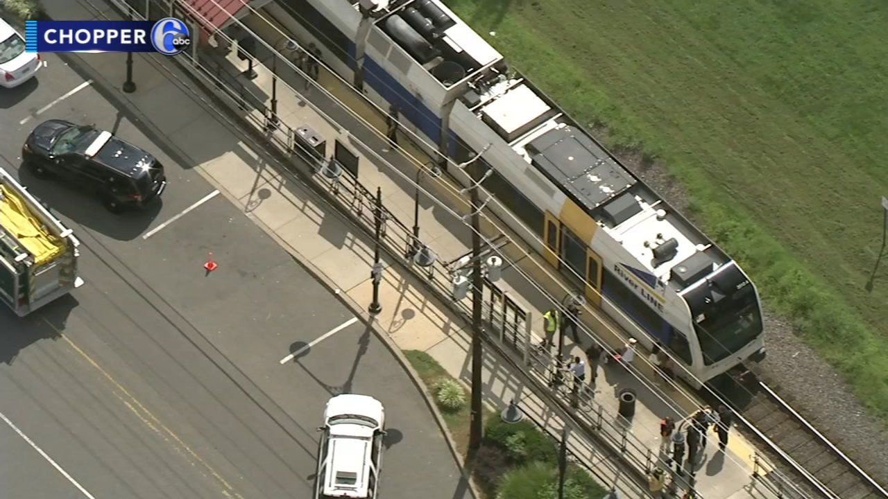 Pedestrian struck by N.J. Transit train. Sarah Bloomquist reports during Action News at Noon on August 14, 2018.