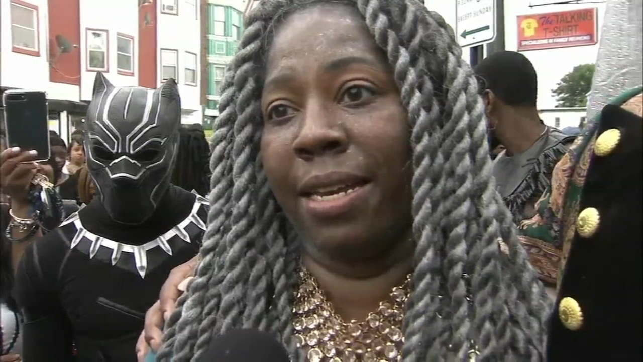Black Panther prom mom indicted for social security fraud. Bob Brooks reports during Action News at 4 p.m. on August 14, 2018.