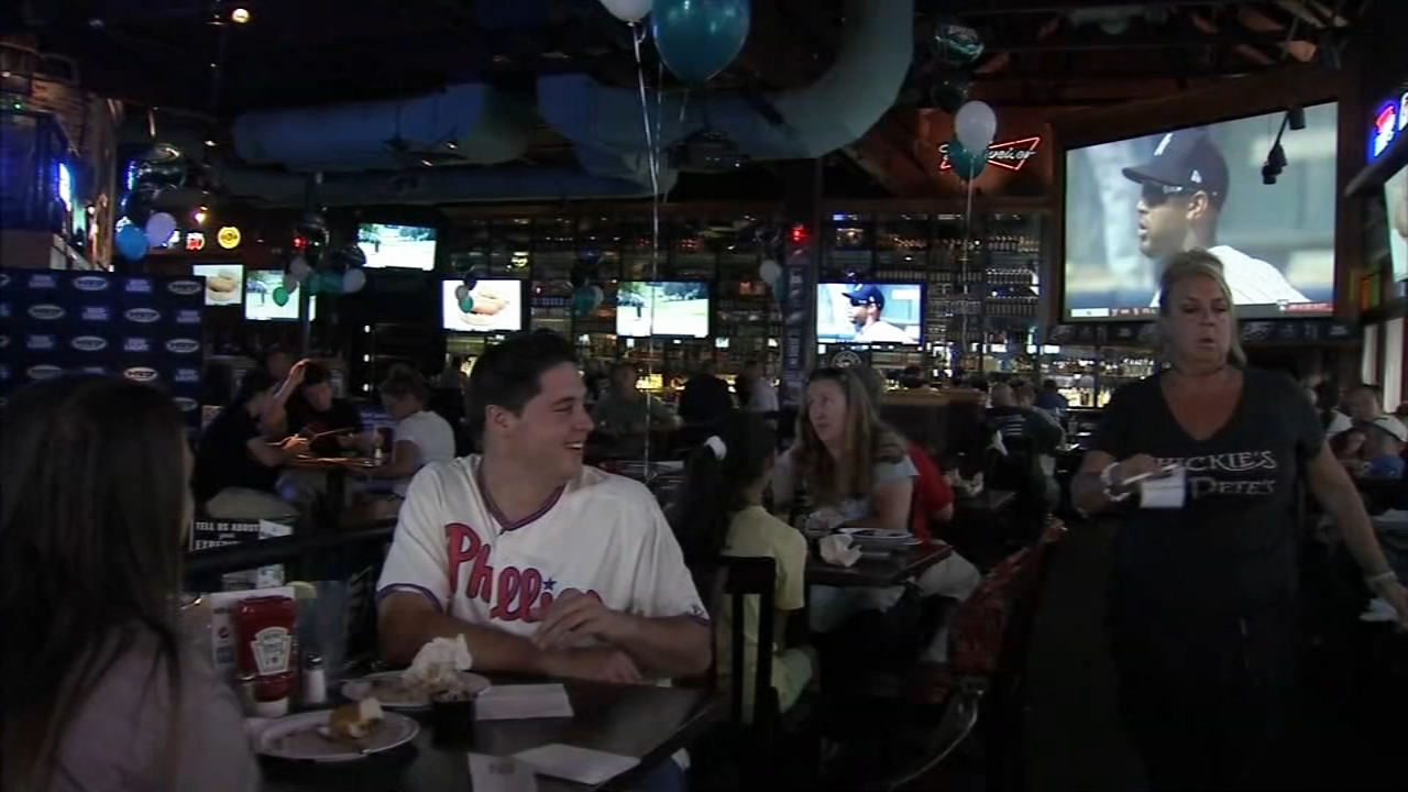 Fans excited to see rematch between Eagles and Patriots. Sarah Bloomquist reports during Action News at 5 p.m. on August 16, 2018.