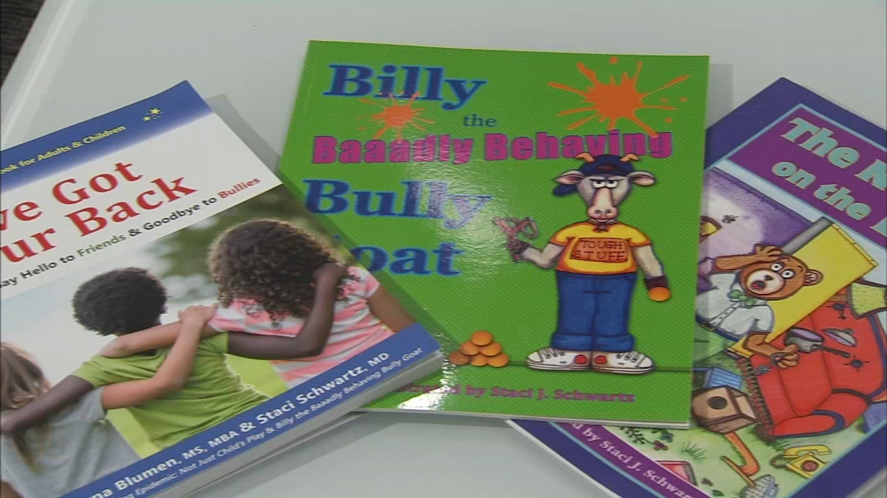 New anti-bullying book aims to empower both students and parents: Alicia Vitarelli reports during Action News at 4pm on August 17, 2018.