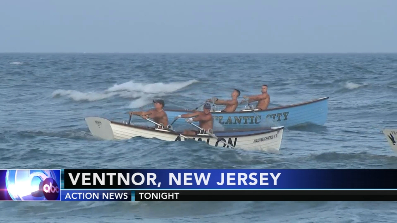Atlantic City takes top prize in annual lifeguard races. Jim Gardner reports during Action News at 11 p.m. on August 17, 2018.