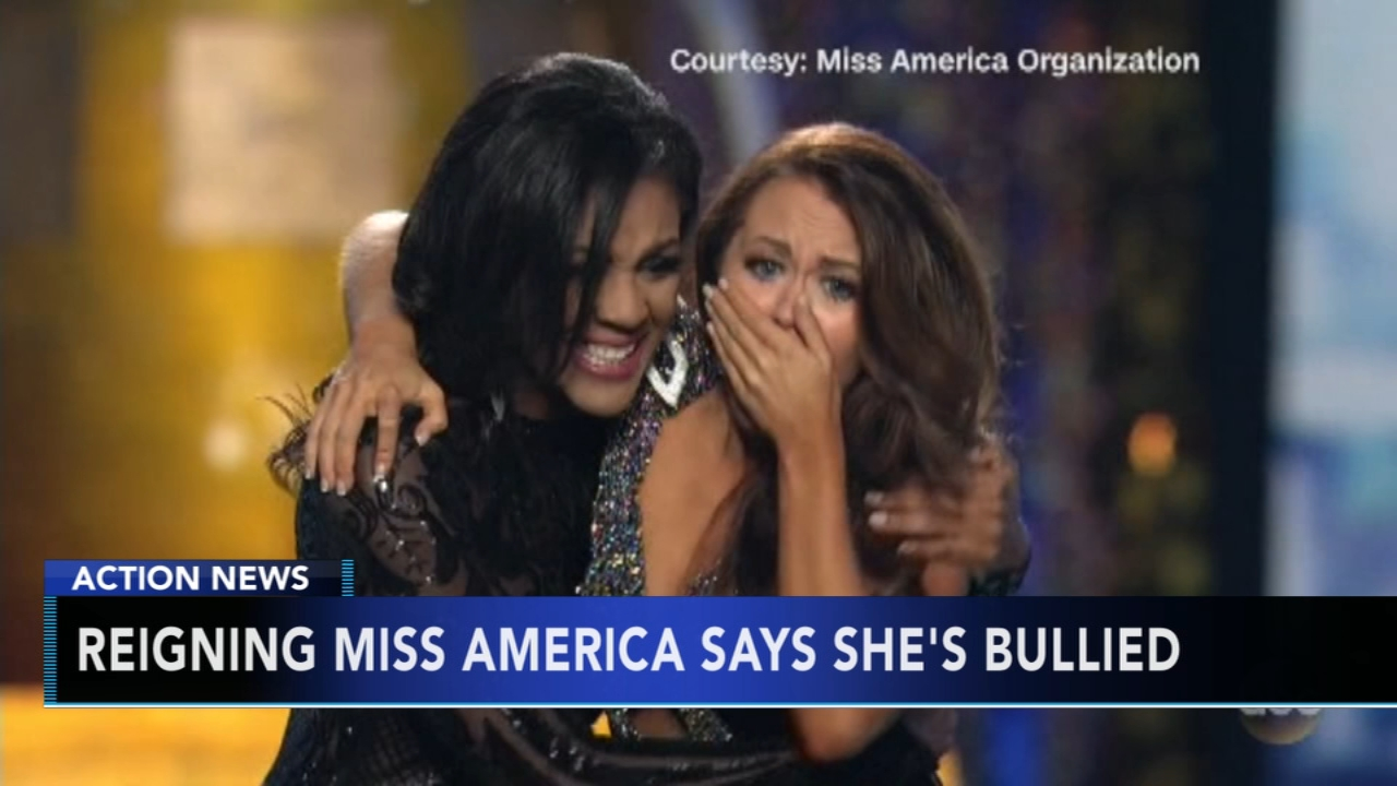 Miss America: Leadership bullied, manipulated, silenced me. Sharrie Williams reports during Action News at 5 p.m. on August 17, 2018.