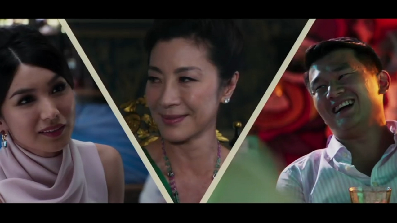 Crazy Rich Asians shines bright at the box office: as seen on Action News at 10 p.m., August 19, 2018
