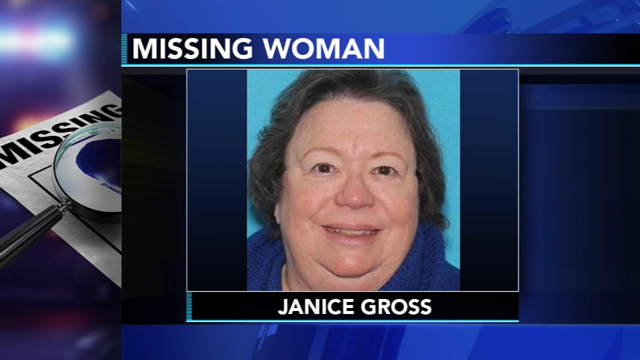 Police search for missing Montgomery County woman: As seen on Action News at 5 p.m., August 19, 2018