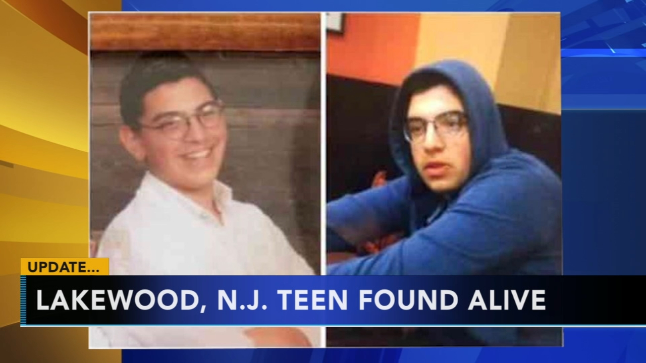 Missing Lakewood teen found safe. Nydia Han reports during Action News at noon on August 19, 2018.