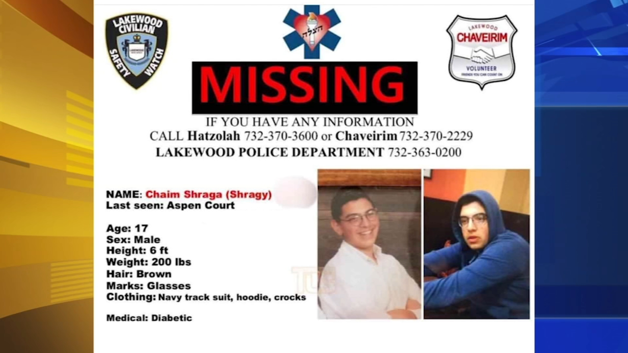 First responders search for missing Lakewood teen. Gray Hall reports during Action News at 6 a.m. on August 19, 2018.
