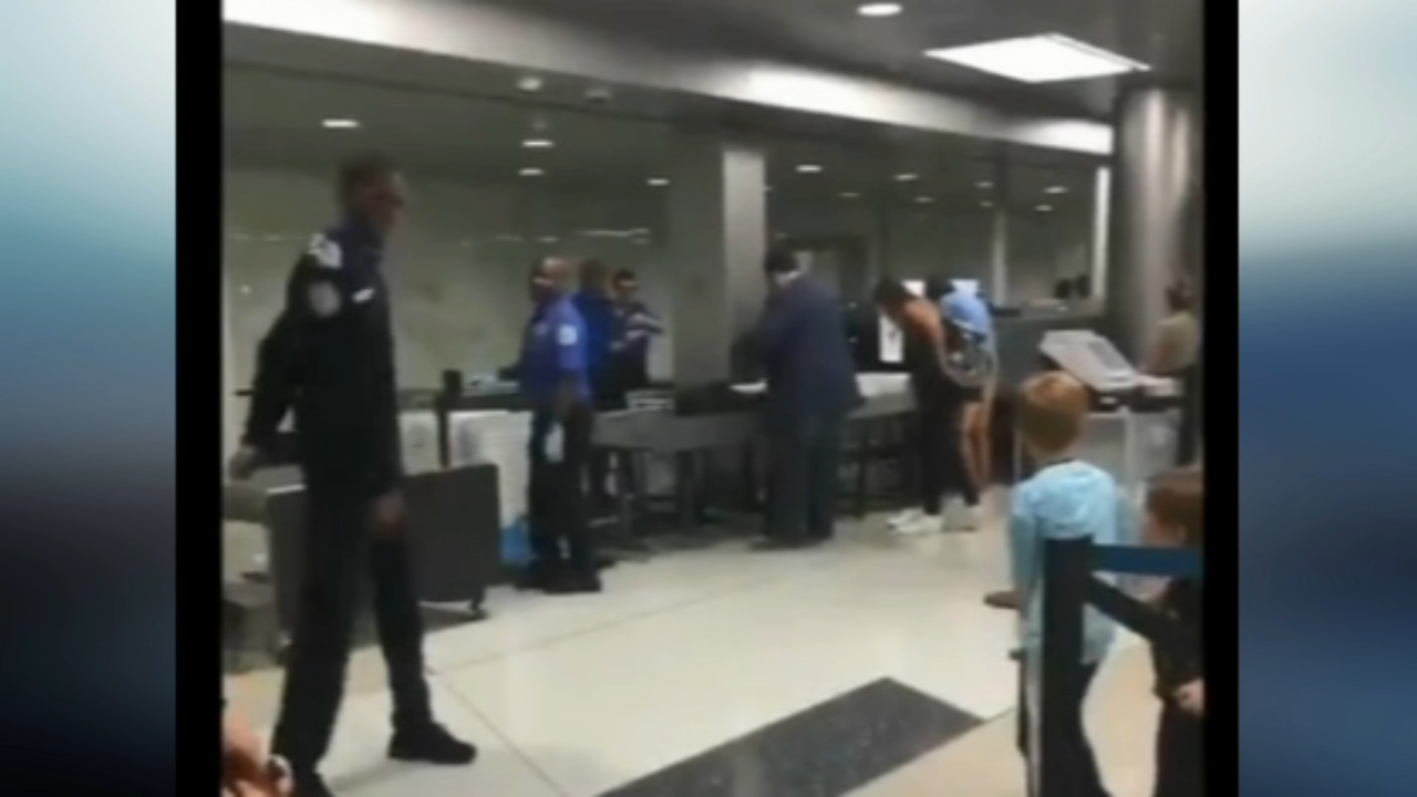 TSA agent shows off his dance moves in viral video. Gray Hall reports during Action News at 10 a.m. on August 19, 2018.