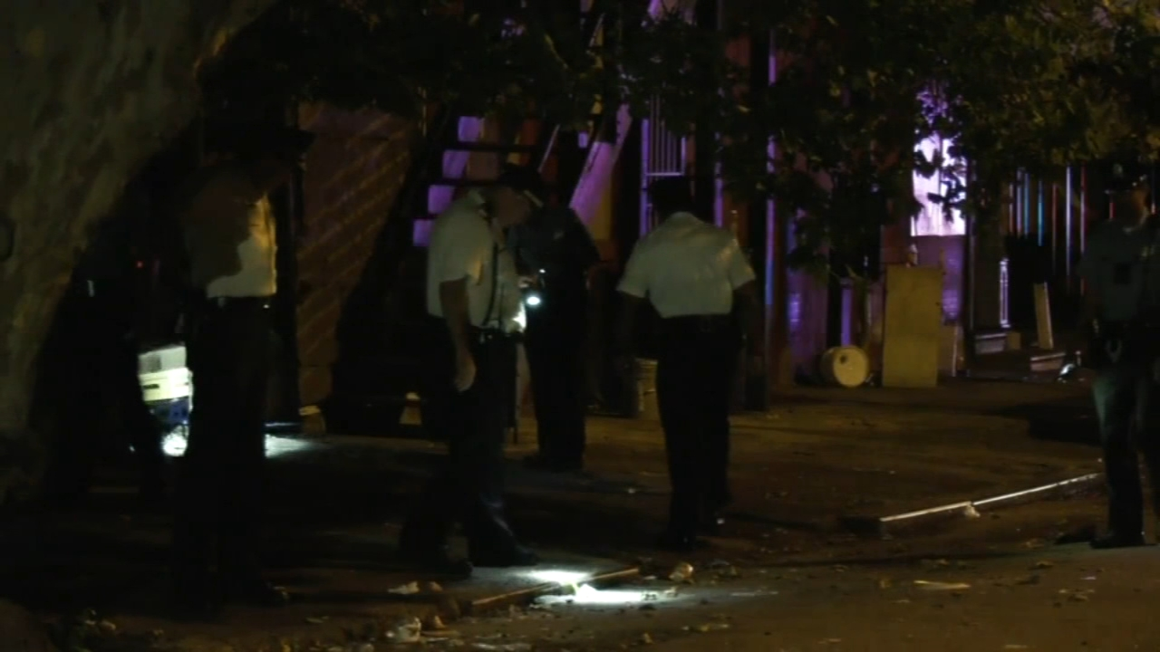 Teen critical in North Philadelphia double shooting. Matt ODonnell reports during Action News Mornings on August 20, 2018.