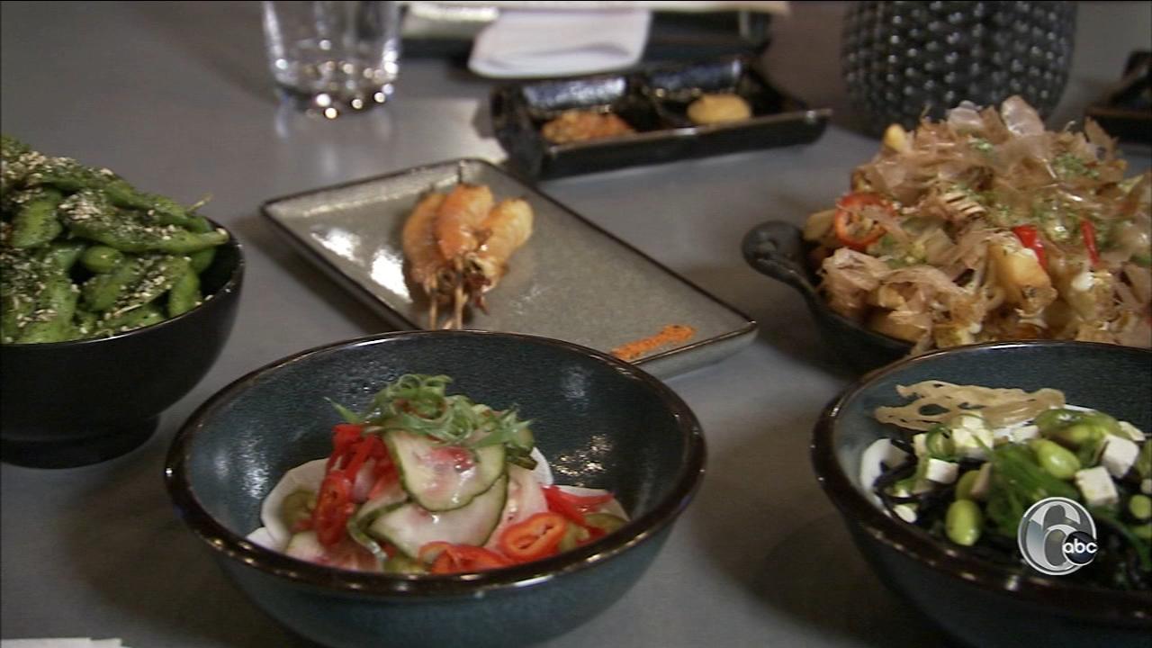 We roundup some Atlantic City restaurants.