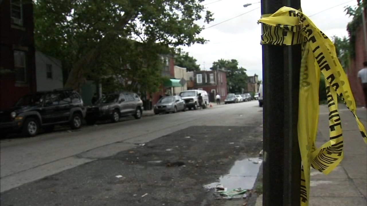 14-year-old boy, man shot in North Philadelphia. Bob Brooks reports during Action News at 4pm on August 20, 2018.