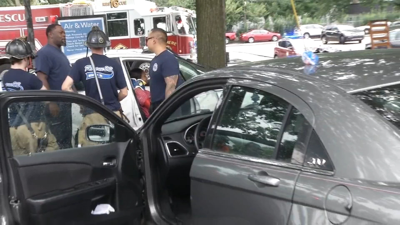 Witness: Drug overdose may have caused crash in Wilmington. Brian Taff reports during Action News at 4:30 p.m. on August 21, 2018.
