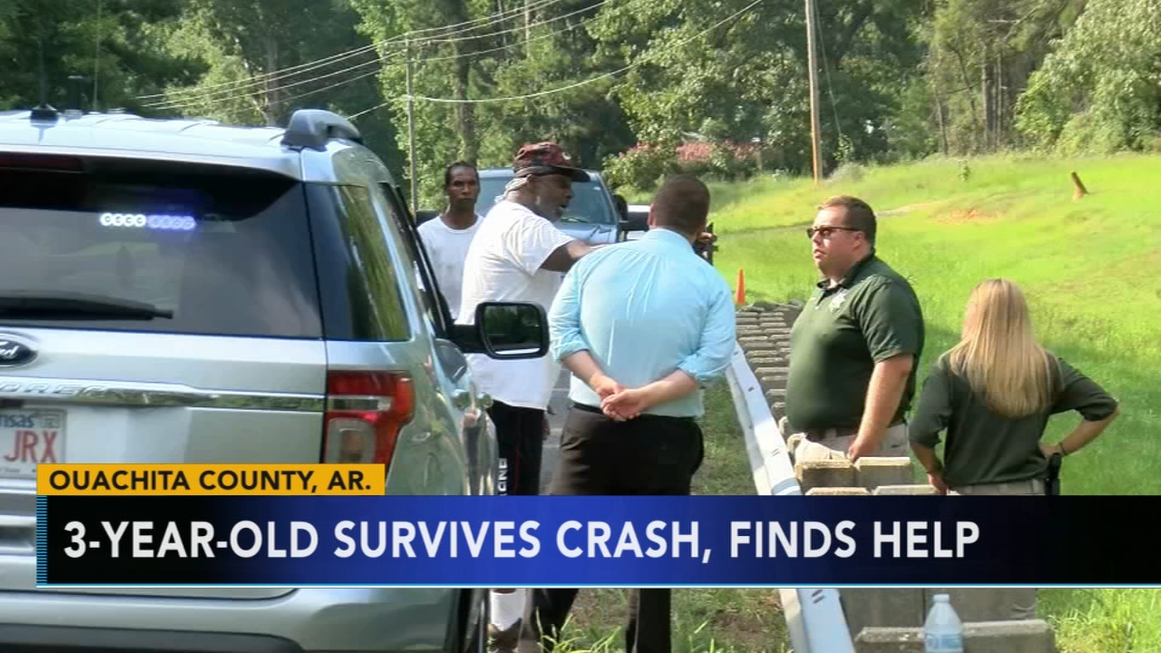 Arkansas mom dies in crash, toddler and infant sons survive for 3 days. Sharrie Williams reports during Action News at 5:30 p.m. on August 21, 2018.