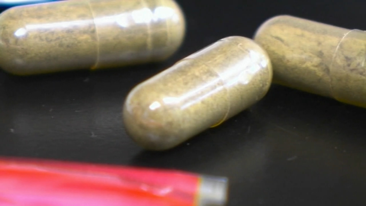 Kratom overdoses on the rise: John Rawlins reports on Action News at 4:30 p.m., August 21, 2018
