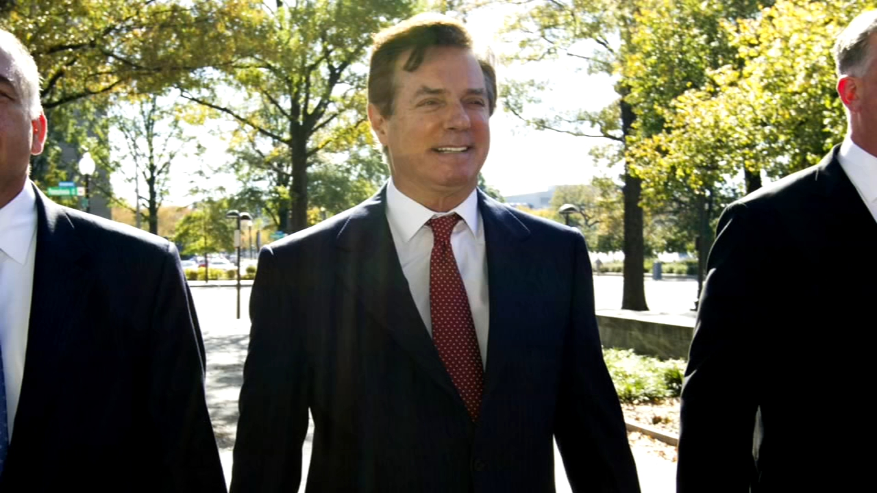 Former Trump campaign chairman Paul Manafort has been found guilty of eight financial crime charges as reported during Action News at 10 on August 21, 2018.