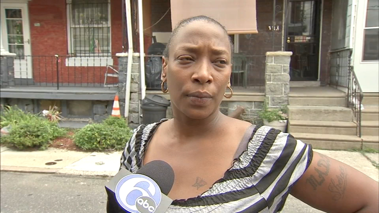 Mother reacts after son, 15, shot by 14-year-old in West Philadelphia. Bob Brooks reports during Action News at 4pm on August 21, 2018.