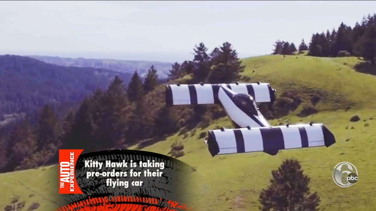 Flying cars are coming. Along with these other awesome trends.