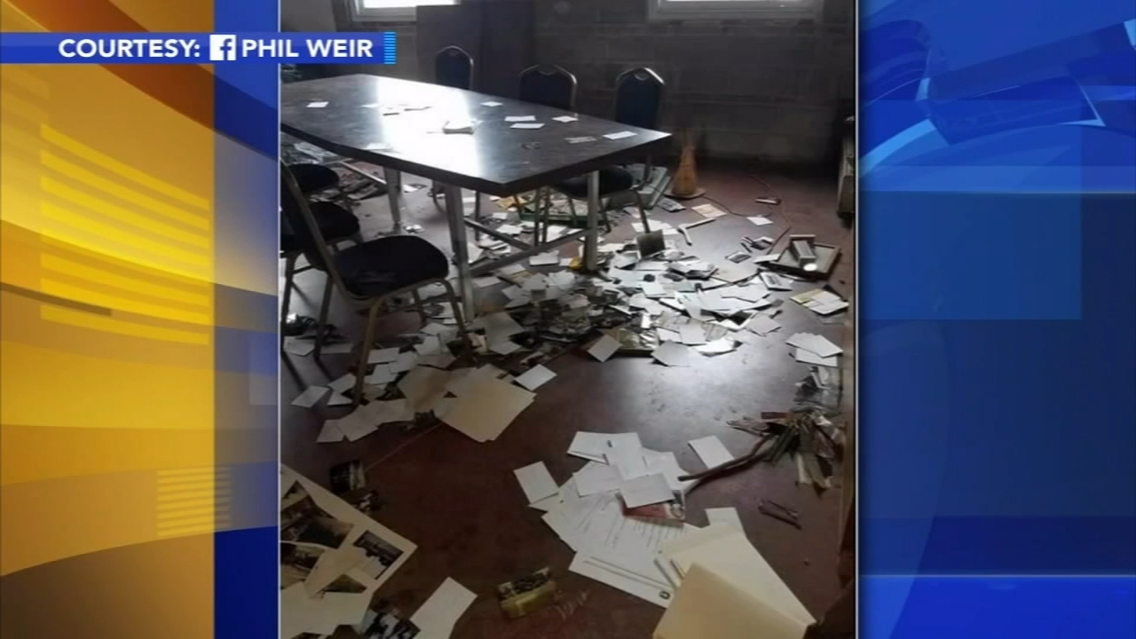 Boy Scout troops meeting space ransacked by vandals. Watch the report from Sarah Bloomquist on Action News at 5 p.m. on August 22, 2018.
