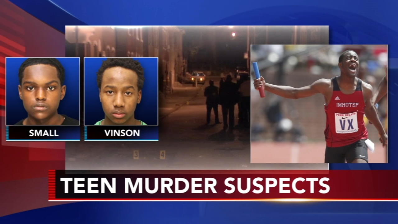 Teen suspects identified in murder of high school star athlete Kristian Marche. Maggie Kent reports during Action News at 4pm on August 22, 2018.