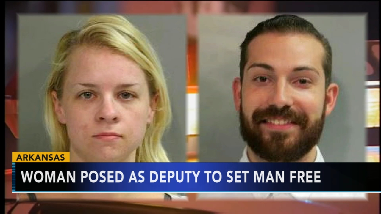 Woman poses as California deputy to help boyfriend escape jail. Sharrie Williams reports during Action News at 4 p.m. on August 24, 2018.