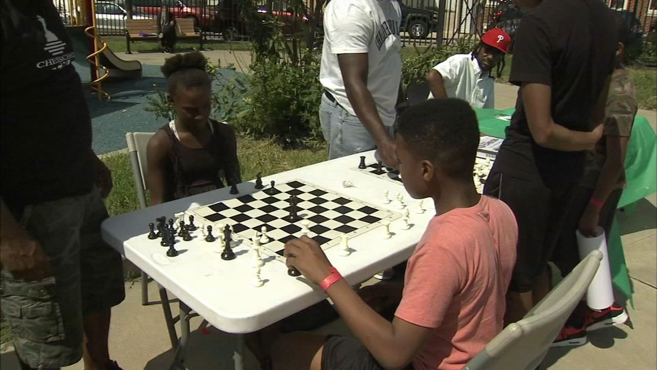 Events across Philadelphia prepare kids to go back to school. Bob Brooks eports during Action News at 6pm on August 25, 2018.