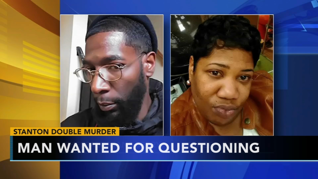 Man sought in connection with killings of pregnant woman, boyfriend. Watch this report from Action News at 4:30pm on August 27, 2018.