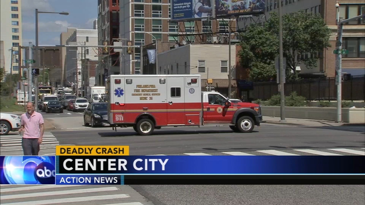 Child dead, mother injured after both hit by truck in Center City. Watch this report from Action News at 4pm on August 30, 2018.