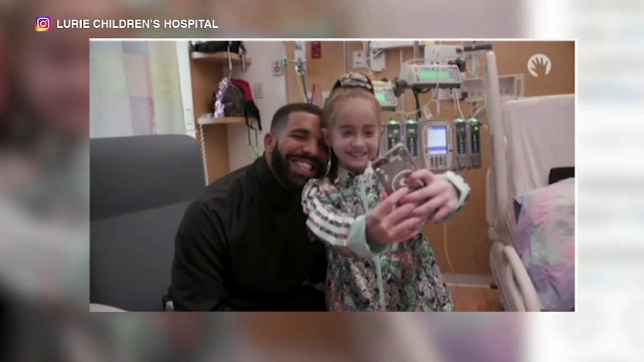 Chicago girl has sucessful heart transplant surgery thanks to Drake: Ali Gorman reports during Action News at 5pm on August 30, 2018.