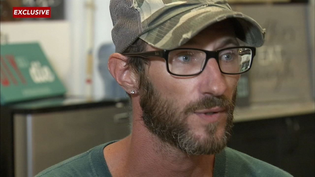 Bobbitt claims he only received a small portion of the money raised as reported by Chad Pradelli.during Action News at 11 on August 30, 2018.