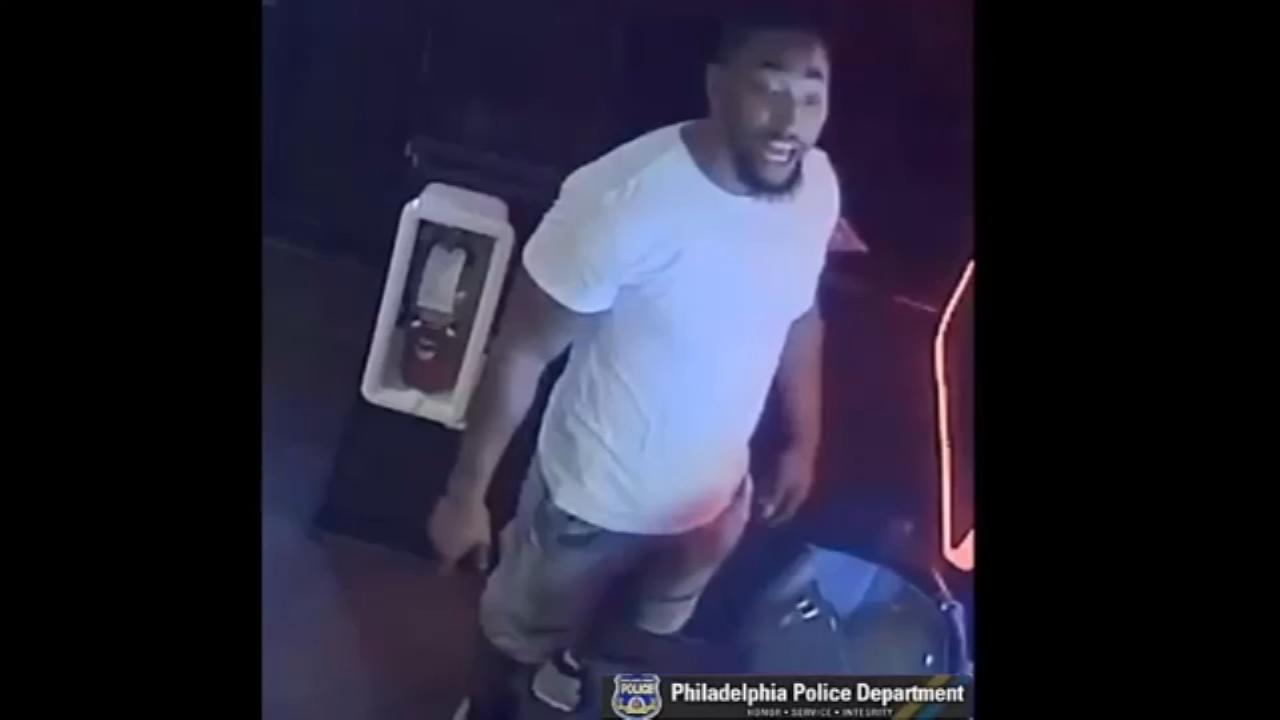 Video shows bar customer who pulled gun on female server