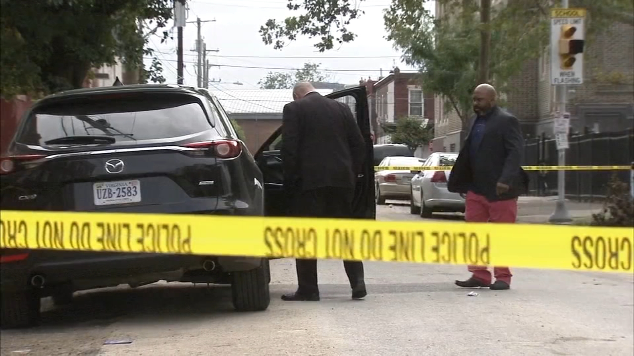 Man shot and killed in Kensington. Walter Perez reports during Action News at 10 p.m. on September 1, 2018.