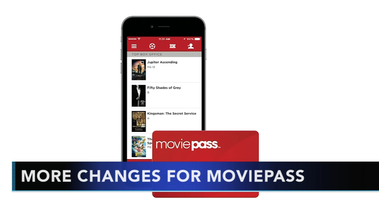 MoviePass to no longer offer annual subscriptions. Gray Hall reports during Action News at 6 a.m. on September 1, 2018.